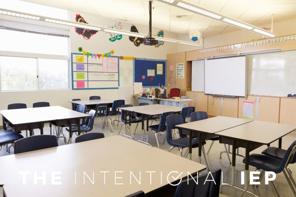 What to Do If Families Want More General Ed Classroom Time