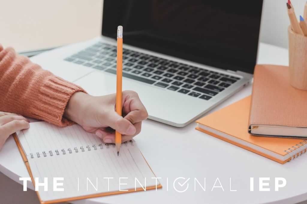 What to Do When an IEP Goal Isn't Working